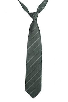 Businessman necktie