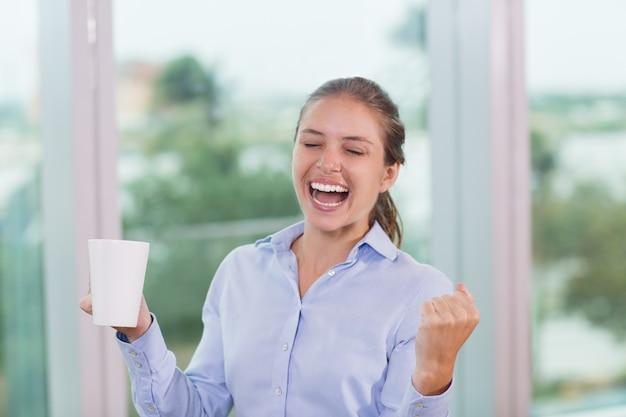 Imprenditrice celebrare in office 1