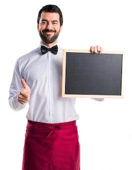 Vendita del cravatta servizio del maggiordomo