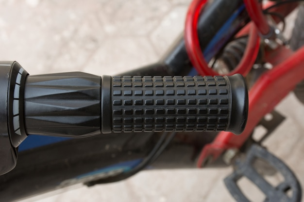 Bycycle handle