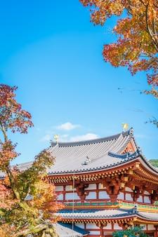 Byodo в темпл киото, япония