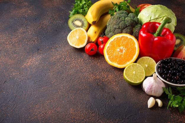ビタミンcを含む食品、健康的な食事