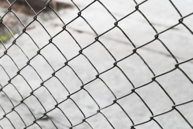 Cage metal net