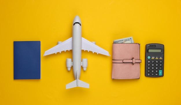 Расчет стоимости отдыха или эмиграции