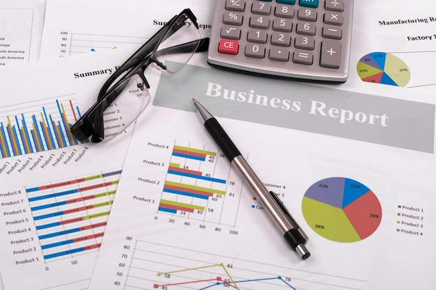 Calculation price report data succeed