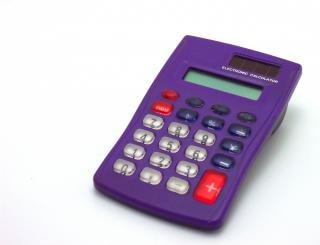 Calculator, commerce