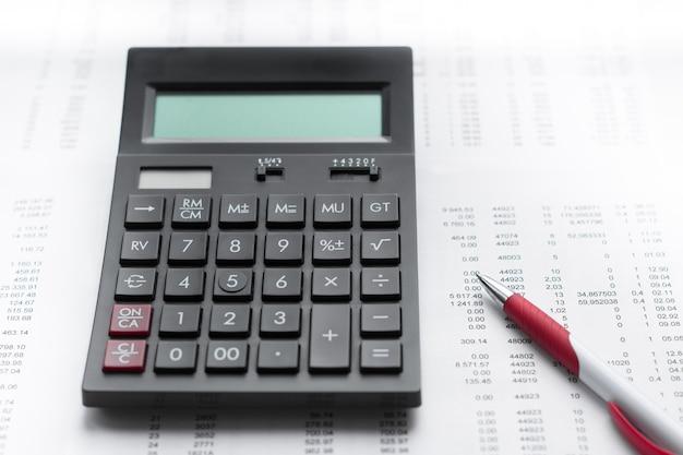Калькулятор финансовой деятельности