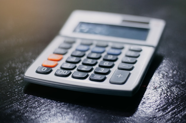Calculator tool for calculate number on the world, work for business finace math