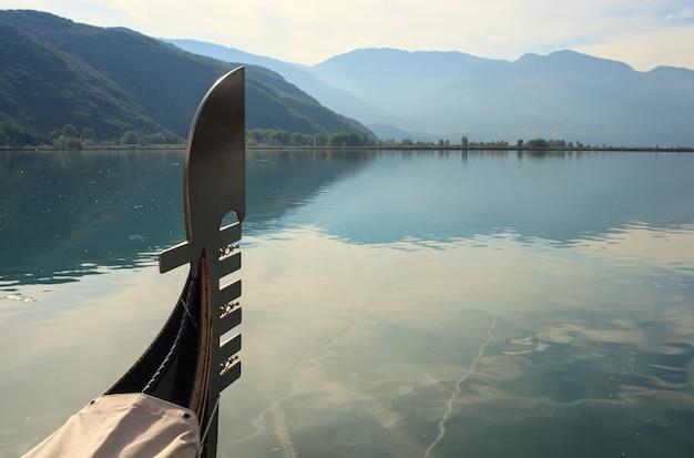 Caldaro lake