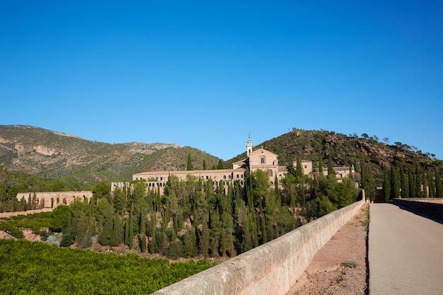Calderona sierra monastery cartuja portaceli