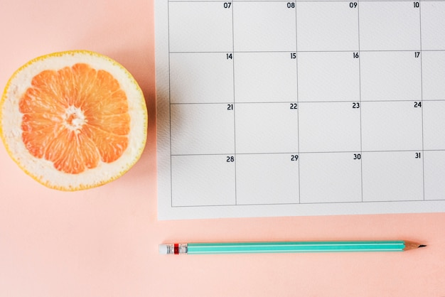 Pianificatore di pianificazione agenda agenda appuntamenti