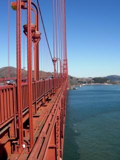California, bay