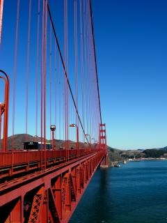 California, distance