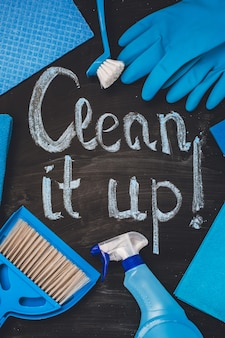 The call to clean