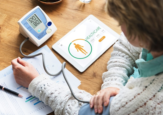 カロリーカウンター健康ダイエットアプリのコンセプト