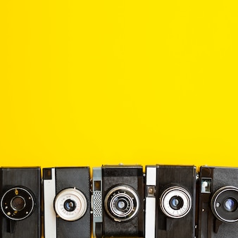 Camera electronic device collection