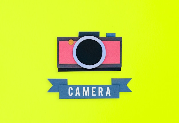 Фотоаппарат поделки ручной работы