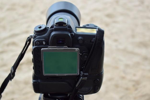 Camera for photographer