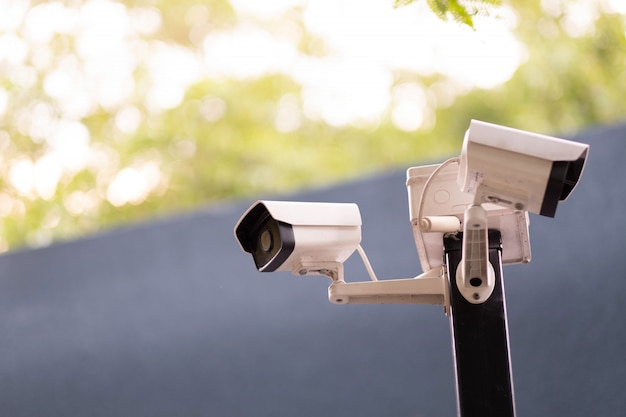 Camera security, cctv, safety first