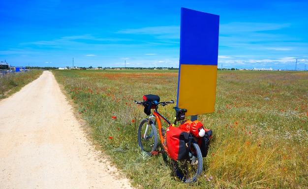 Camino de santiago by bicycle saint james