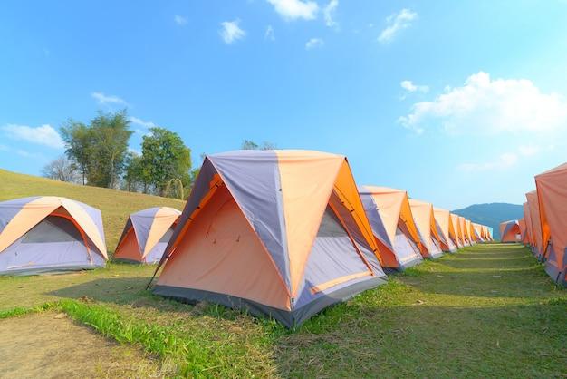 난 성, 태국에서 국립 공원 스리랑카에서 캠핑 장