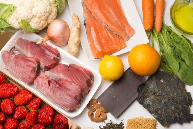 Рак, борющийся с едой