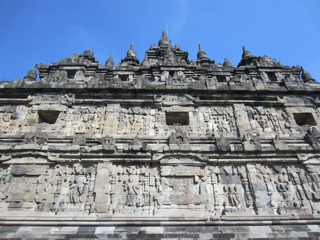 Candi plaosan or plaosan temple is buddhist temple located in klaten, central java, indonesia.
