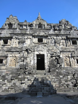 Candi sari or sari temple is buddhist temple located in yogyakarta, indonesia.