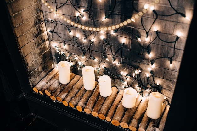 Candles an element of home decor