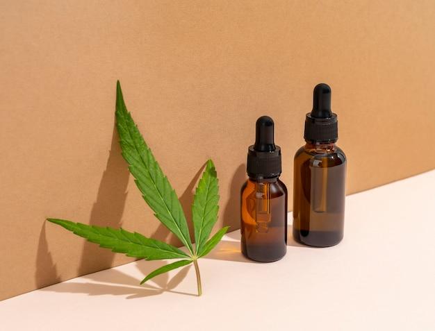 屋内での大麻製品の組成