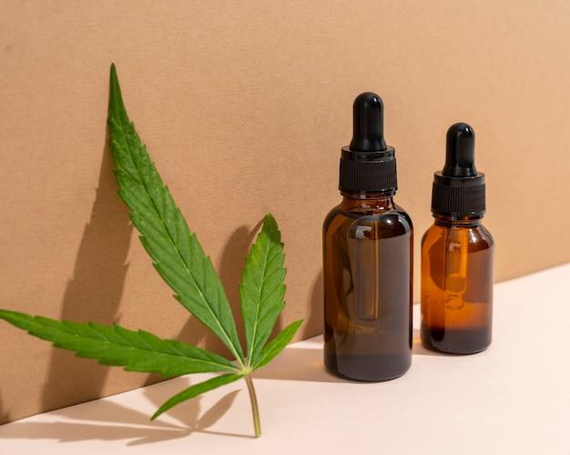Composizione del prodotto di cannabis al chiuso