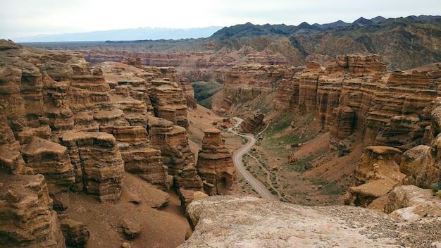 Каньон в казахстане уменьшенная копия большого каньона сша
