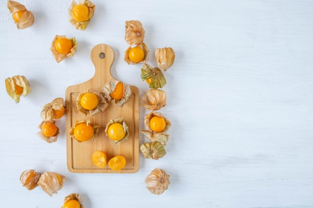 Cape gooseberry fruit for health