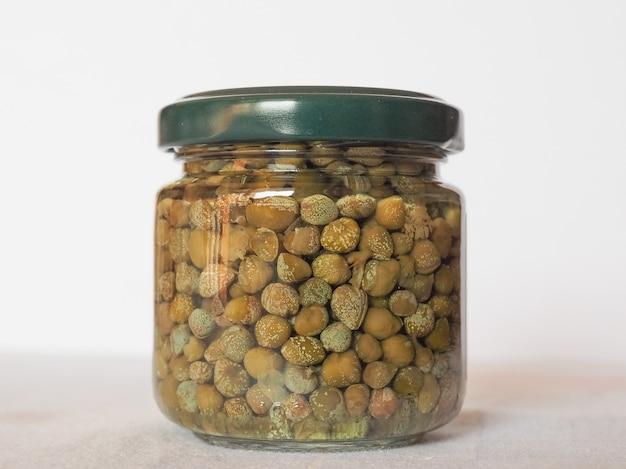 Каперса (capparis spinosa) фруктовый корм