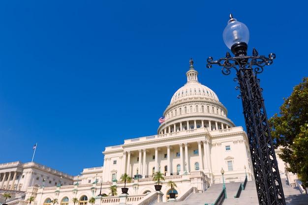 Capitol building washington dc usa congress