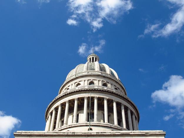 The capitol in havana, cuba