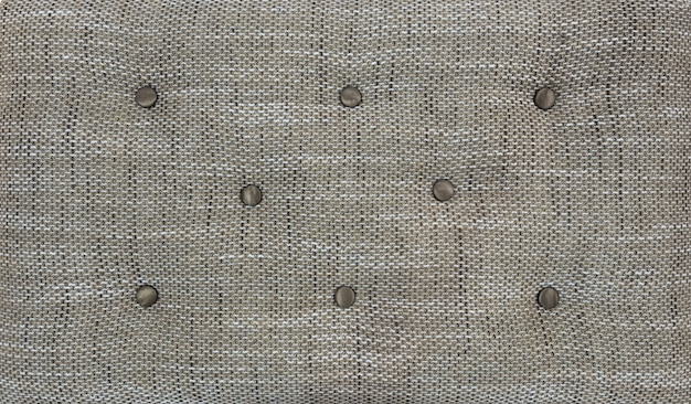 コーチ型スクリードcapitoneチェスターフィールドテクスチャと装飾的な織物の背景。