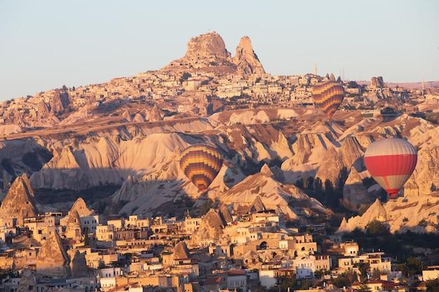 Cappadocia - balloon flight.
