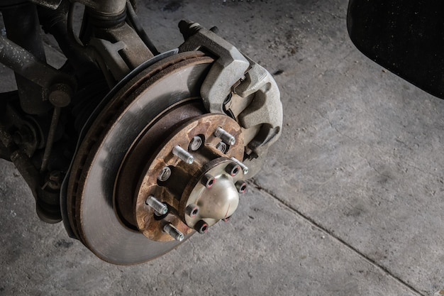 Car brakes that are commonly used in current vehicles