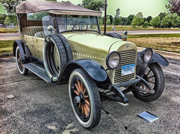 Car classic phaeton hudson  auto automobile