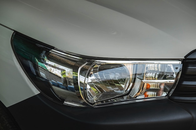 Car front light