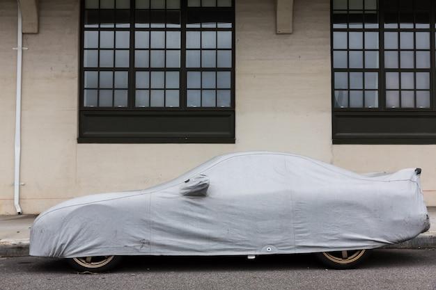 車の保護カバー