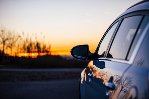 Car rearview