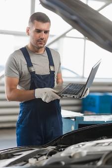 Car repair business composition