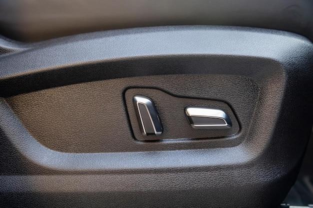 현대적인 프리미엄 카시트의 전자 시트 조절을 위한 카시트 전자 스위치 버튼 레버