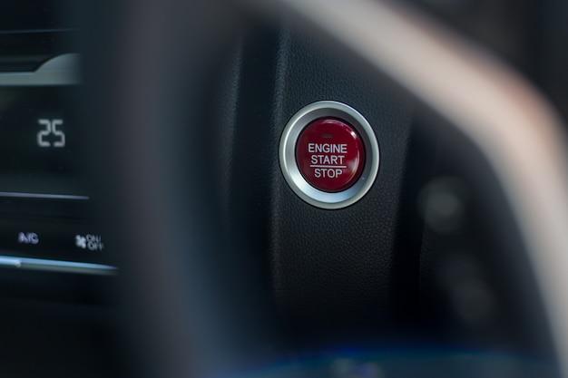 Car start stop engine