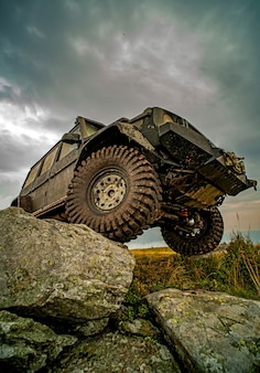 オフロードオフロードxコンセプトウォータースプラッシュオフロードレース用カータイヤタイヤ