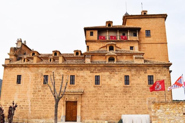 Caravaca monastery