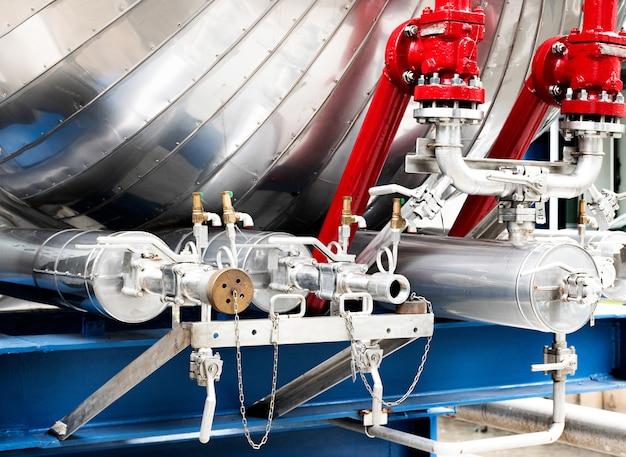 이산화탄소 충전 제어 밸브