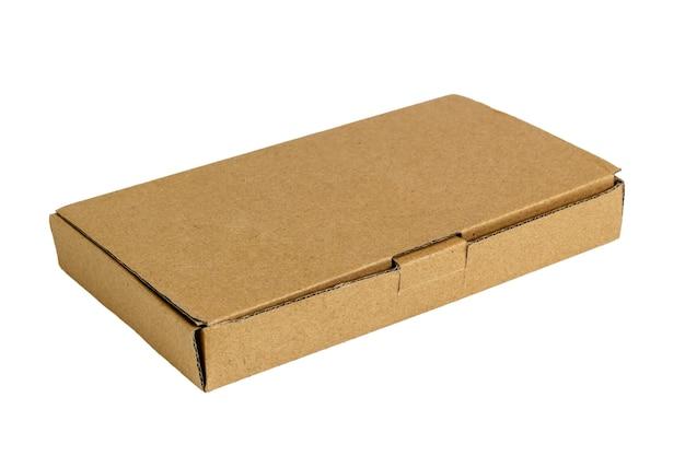 ホームオフィスでの郵便小包ギフト包装保管および物の移動用の段ボール箱